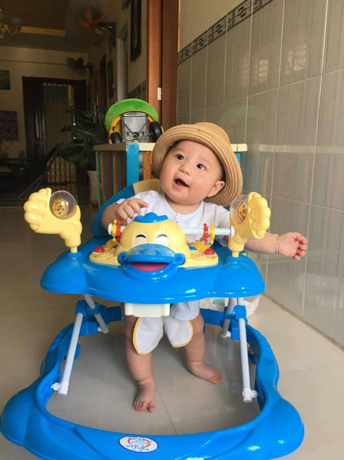 Phan Tuấn Kiệt - AD12690 - Bé Toni má phính-2