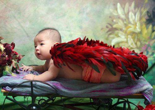 Trần Nhân Khang - AD12314 - Thiên thần bé nhỏ-5