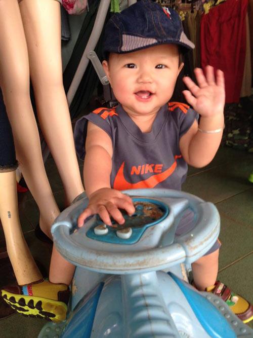Võ Ngân Khánh - AD25551 - Cô bé hay cười-4