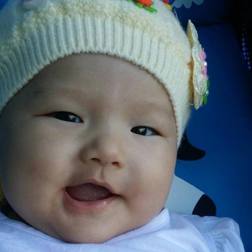 Võ Ngân Khánh - AD25551 - Cô bé hay cười-5