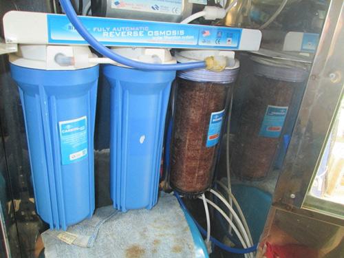 Hà Nội: Lại một chung cư có nước 'sạch' như... nước cống-2