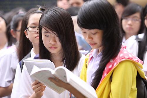 Học sinh thi vào lớp 10 chỉ được cộng ưu tiên tối đa 5 điểm-1