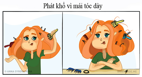 """11 noi kho chi phu nu moi """"thau"""" - 4"""