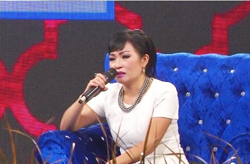 phuong thanh roi le vi chang bo doi uot sung tren san khau - 4