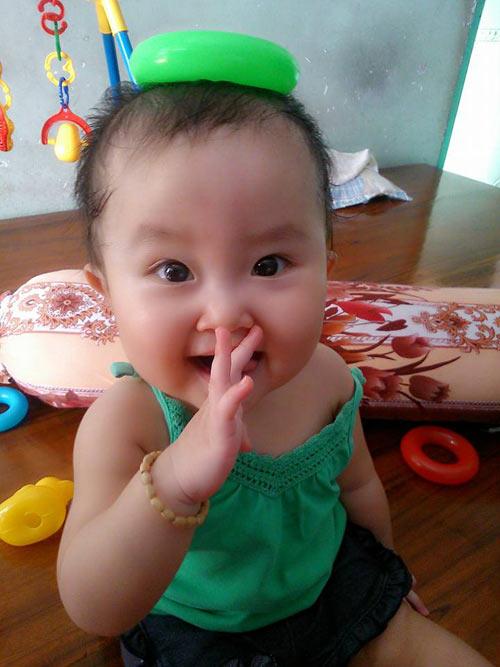 ha ngoc thao my - ad17822 - bu bam dang yeu - 4