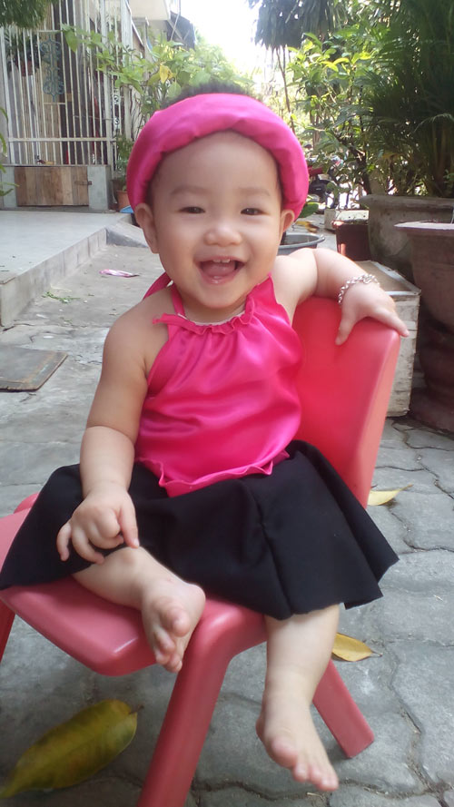 nguyen hoai phuong linh - ad13870 - be gai thich lam duyen - 2