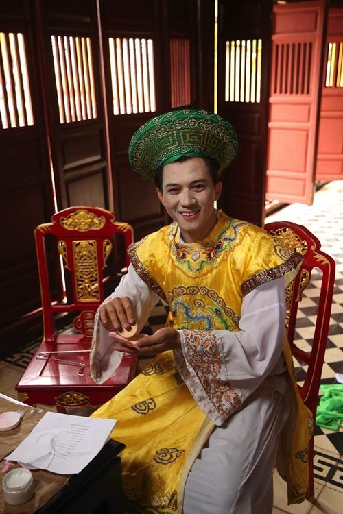 'dau ruot' voi hinh anh gia gai cua ban trai huong giang idol - 3