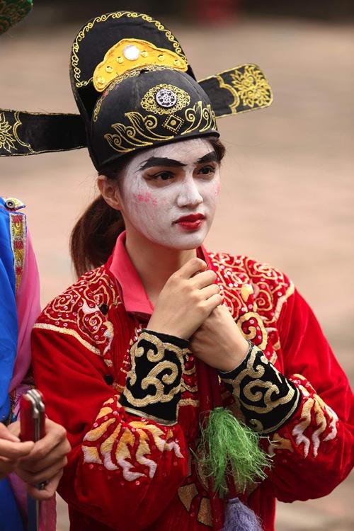 'dau ruot' voi hinh anh gia gai cua ban trai huong giang idol - 6