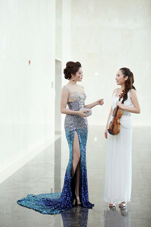 a hau huyen my do sac cung my nhan violin jmi - 1