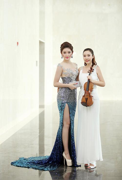a hau huyen my do sac cung my nhan violin jmi - 2