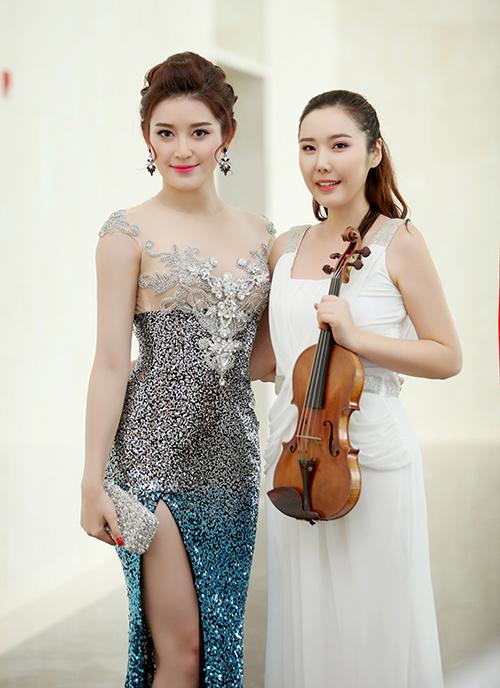 a hau huyen my do sac cung my nhan violin jmi - 3