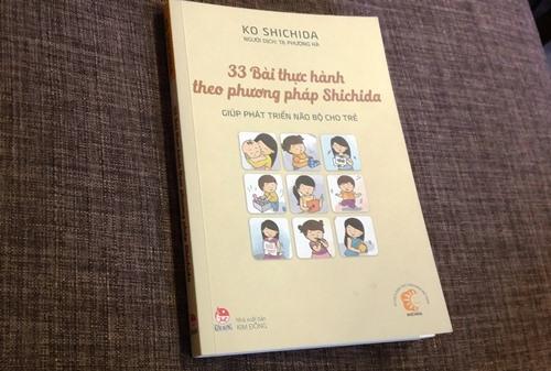 phuong phap giao duc shichida: dung bao gio quen nam tay con - 2