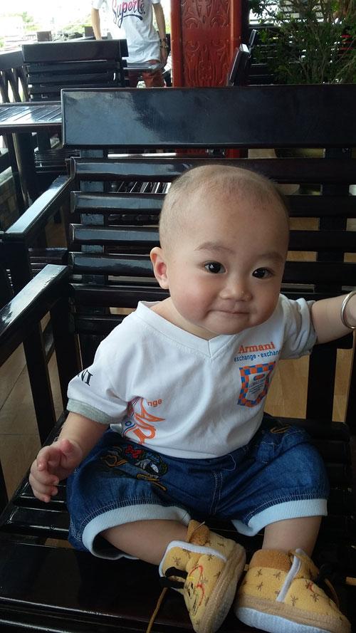 lam ho dang khanh - ad30924 - cau be dang yeu - 2