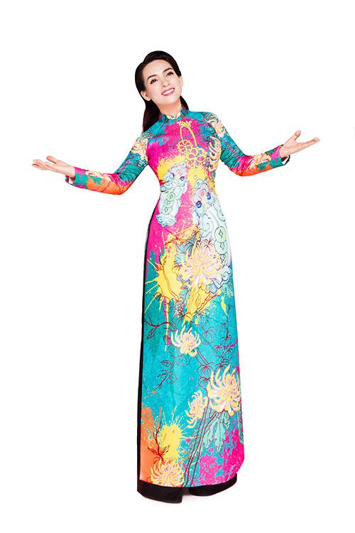 phi nhung dien ao dai dep tua hoang hau nam phuong - 8