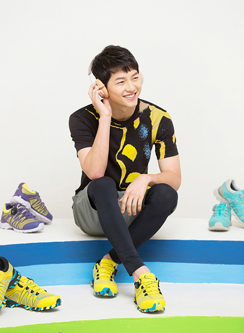 "song joong ki ""danh bai"" nguoi tinh song hye kyo - 2"