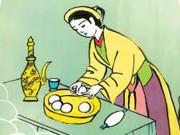 Làm mẹ - Truyện cổ tích: Sự tích cái chổi