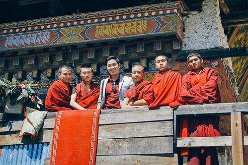 """""""5 khong 3 co"""" thu vi nguyen khang duc ket sau khi di tham bhutan - 11"""