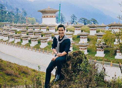 """""""5 khong 3 co"""" thu vi nguyen khang duc ket sau khi di tham bhutan - 4"""