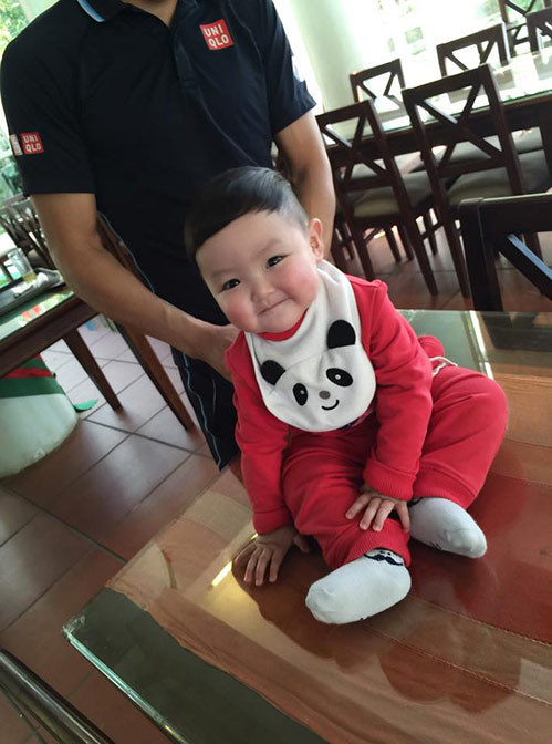 con trai tam tit ma phinh dang yeu - 2