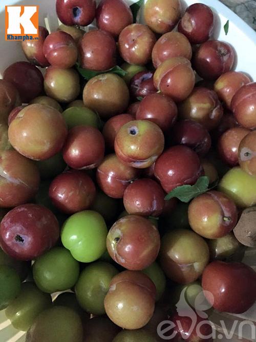 Mận đầu mùa vị chua chan chát vẫn hút người mua-10