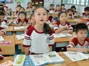 Tin tức - Học trước khi vào lớp 1: Thui chột hứng thú, sáng tạo