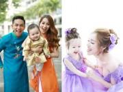 Làng sao - Hai mỹ nhân Việt nổi như cồn nhờ con xinh đẹp