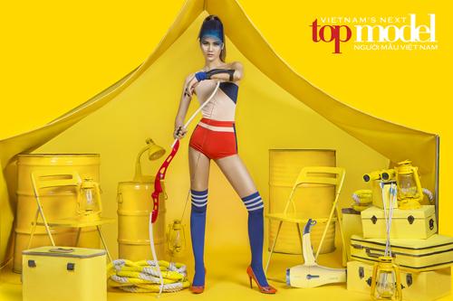 thanh hang tiep tuc lam giam khao vietnam's next top model - 6