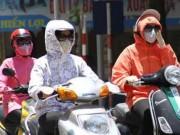 Tin tức - Cuối tuần nắng nóng diện rộng trên khắp cả nước