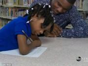 Tin tức - Bé 7 tuổi cụt hai tay giành giải viết chữ đẹp toàn nước Mỹ