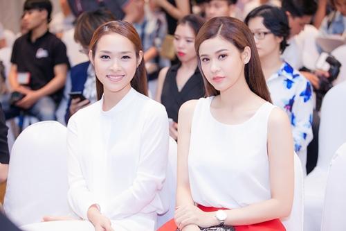 Diệp Bảo Ngọc lái xế sang đến ủng hộ Ngô Thanh Vân-5