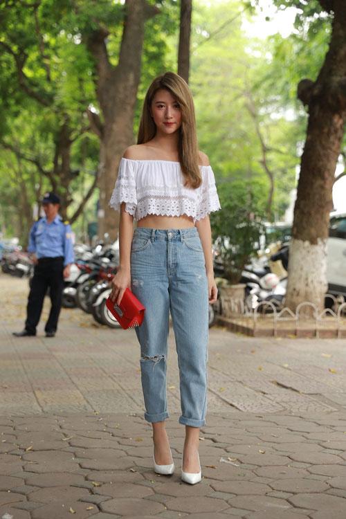 Con gái Thanh Lam tự tin đọ dáng hot girl Salim, Quỳnh Anh Shyn-12