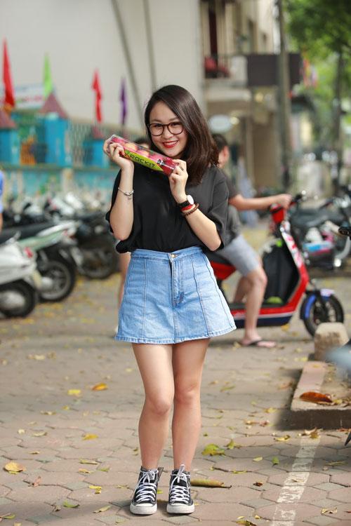 Con gái Thanh Lam tự tin đọ dáng hot girl Salim, Quỳnh Anh Shyn-2