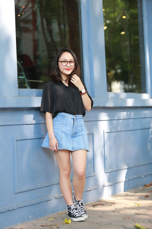 Con gái Thanh Lam tự tin đọ dáng hot girl Salim, Quỳnh Anh Shyn-4