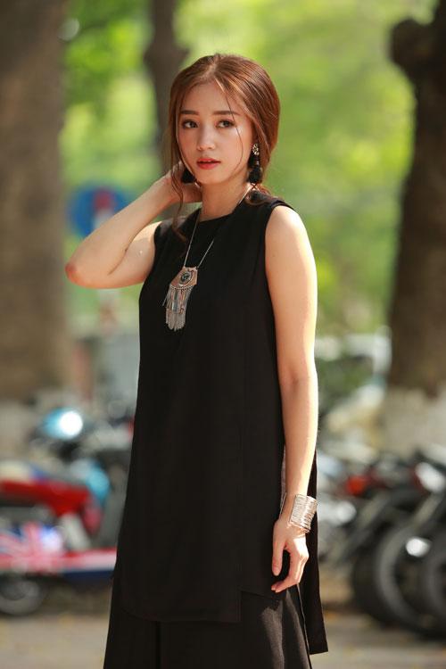 Con gái Thanh Lam tự tin đọ dáng hot girl Salim, Quỳnh Anh Shyn-7