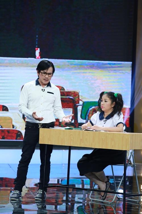 Hòa Minzy bị chê khi diễn hài cùng Thúy Nga-10