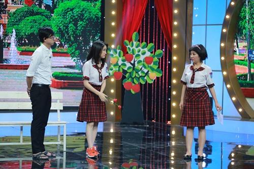 Hòa Minzy bị chê khi diễn hài cùng Thúy Nga-5