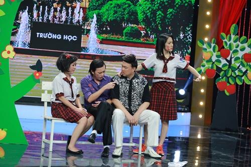 Hòa Minzy bị chê khi diễn hài cùng Thúy Nga-3