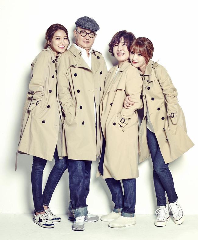 """Lộ ảnh gia đình """"trâm anh thế phiệt"""" của Sooyoung (SNSD)-1"""