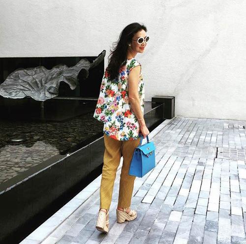 Thời trang xa xỉ của nữ tỷ phú 52 tuổi hot nhất Thái Lan-8