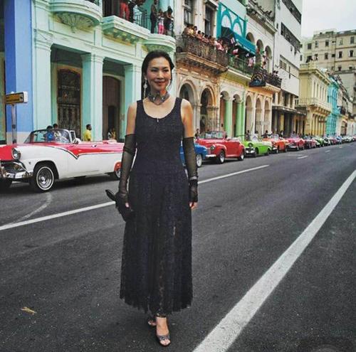 Thời trang xa xỉ của nữ tỷ phú 52 tuổi hot nhất Thái Lan-6
