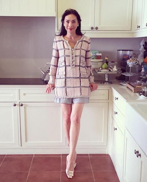Thời trang xa xỉ của nữ tỷ phú 52 tuổi hot nhất Thái Lan-9