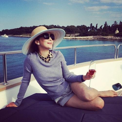 Thời trang xa xỉ của nữ tỷ phú 52 tuổi hot nhất Thái Lan-3