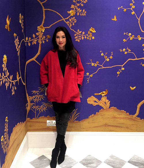 Thời trang xa xỉ của nữ tỷ phú 52 tuổi hot nhất Thái Lan-15