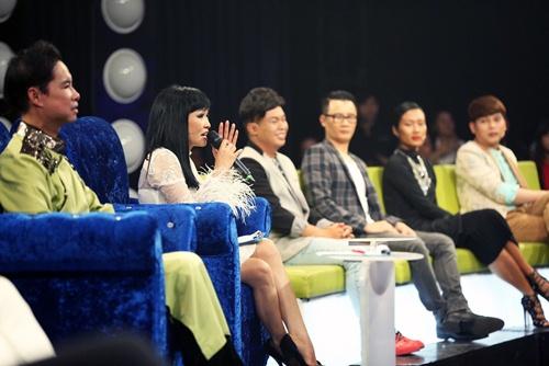 Lý Hùng hát karaoke bị Việt Trinh chê tả tơi-20