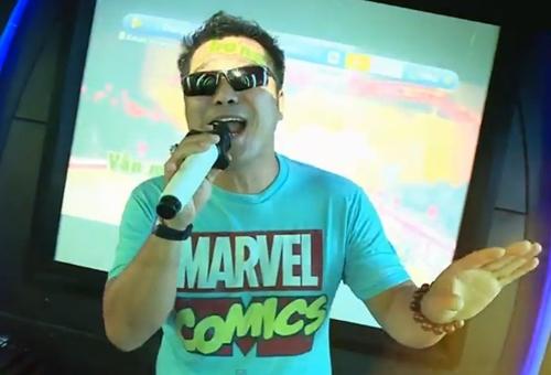 Lý Hùng hát karaoke bị Việt Trinh chê tả tơi-2