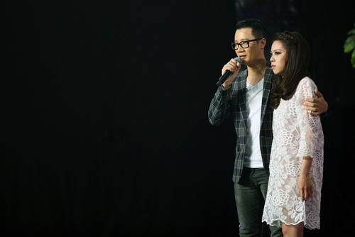 Lý Hùng hát karaoke bị Việt Trinh chê tả tơi-18