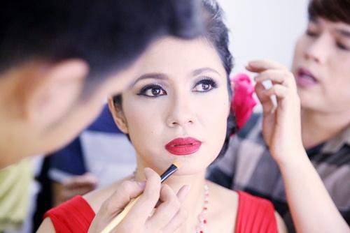 Lý Hùng hát karaoke bị Việt Trinh chê tả tơi-4