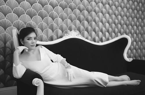 Lý Nhã Kỳ sexy hút hồn trước ngày tham dự Cannes 2016-2