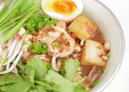 Mì trứng nấu tôm vừa ngon lại bổ dưỡng-8