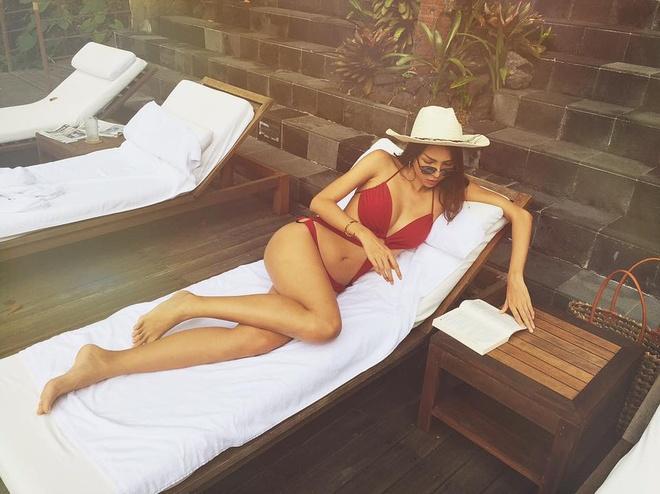 sao viet sexy phat ghen khi mac bikini - 11